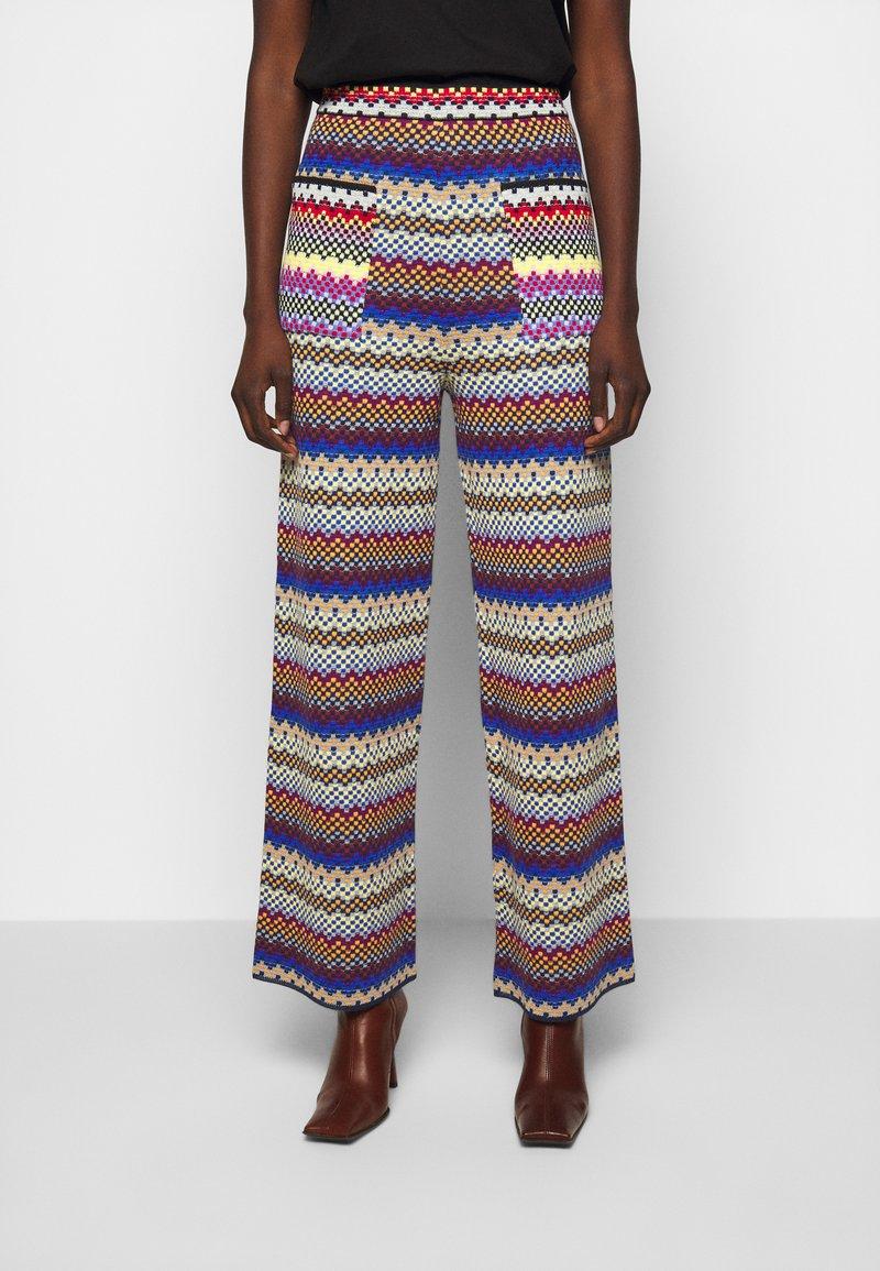 M Missoni - PANTALONE - Trousers - multicoloured