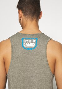 Reebok - TANK GAMES - Top - green - 5