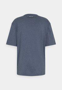 GANT - LOCKER LOOP POCKET - T-shirt - bas - indigoblue melange - 7