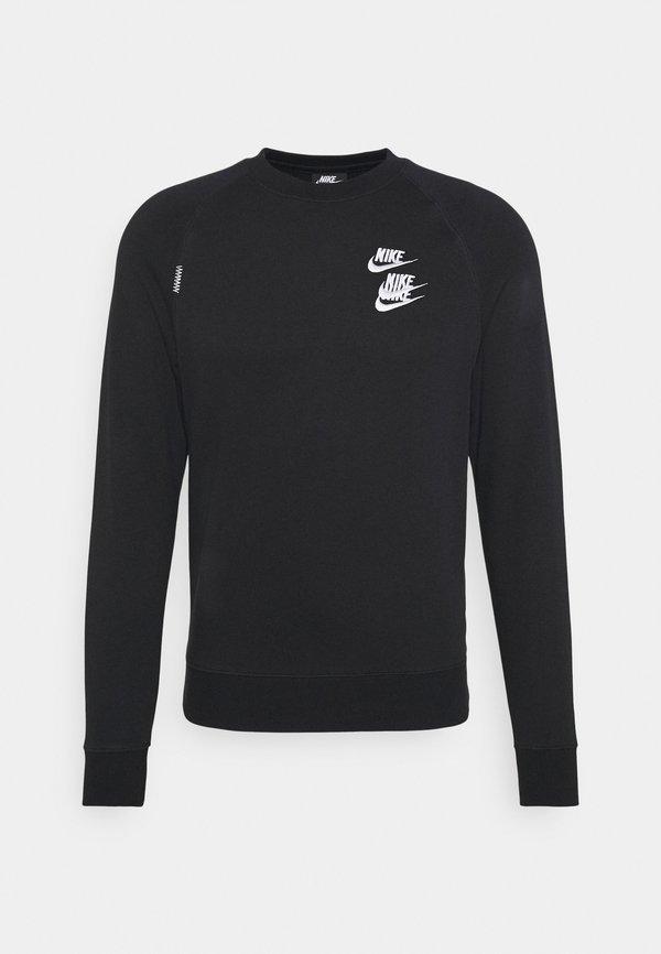 Nike Sportswear Bluza - black/czarny Odzież Męska ECJR