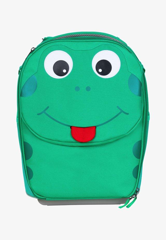REISE FREUNDE TIGER - Trolley - green