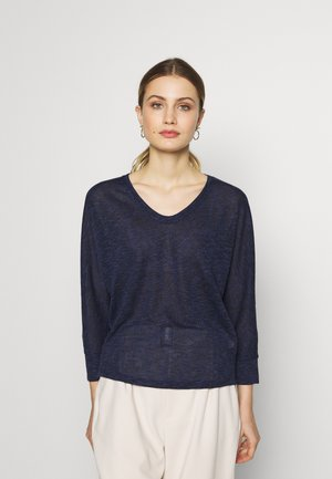 SUNSHINE - Topper langermet - blue