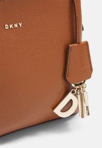 DKNY - SATCHEL - Handbag - caramel - 5
