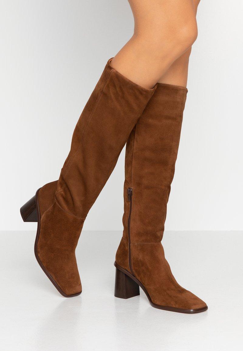 L'INTERVALLE - CARSI - Stiefel - brown