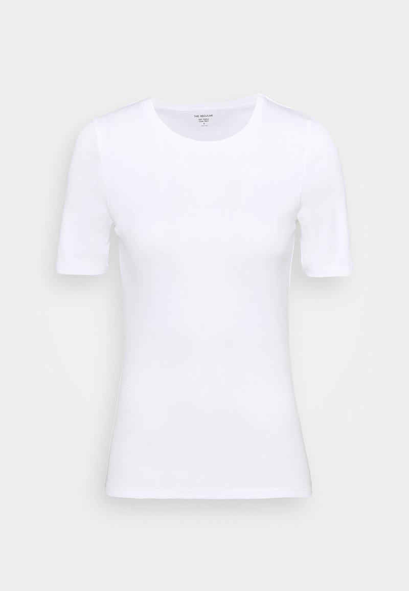 Marks & Spencer London - CREW TEE - Jednoduché triko - white
