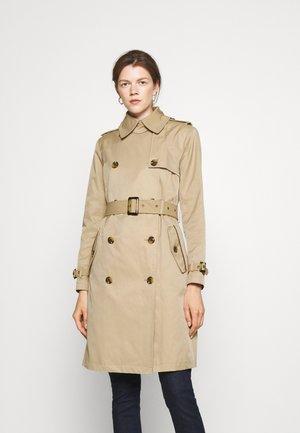 LINED - Trenchcoat - beige