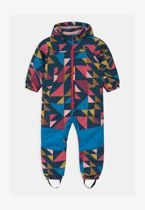 SNOW PILE UNISEX - Snowsuit - crater blue