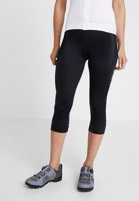 Craft - ESSENCE BIB KNICKERS - 3/4 sports trousers - black - 0
