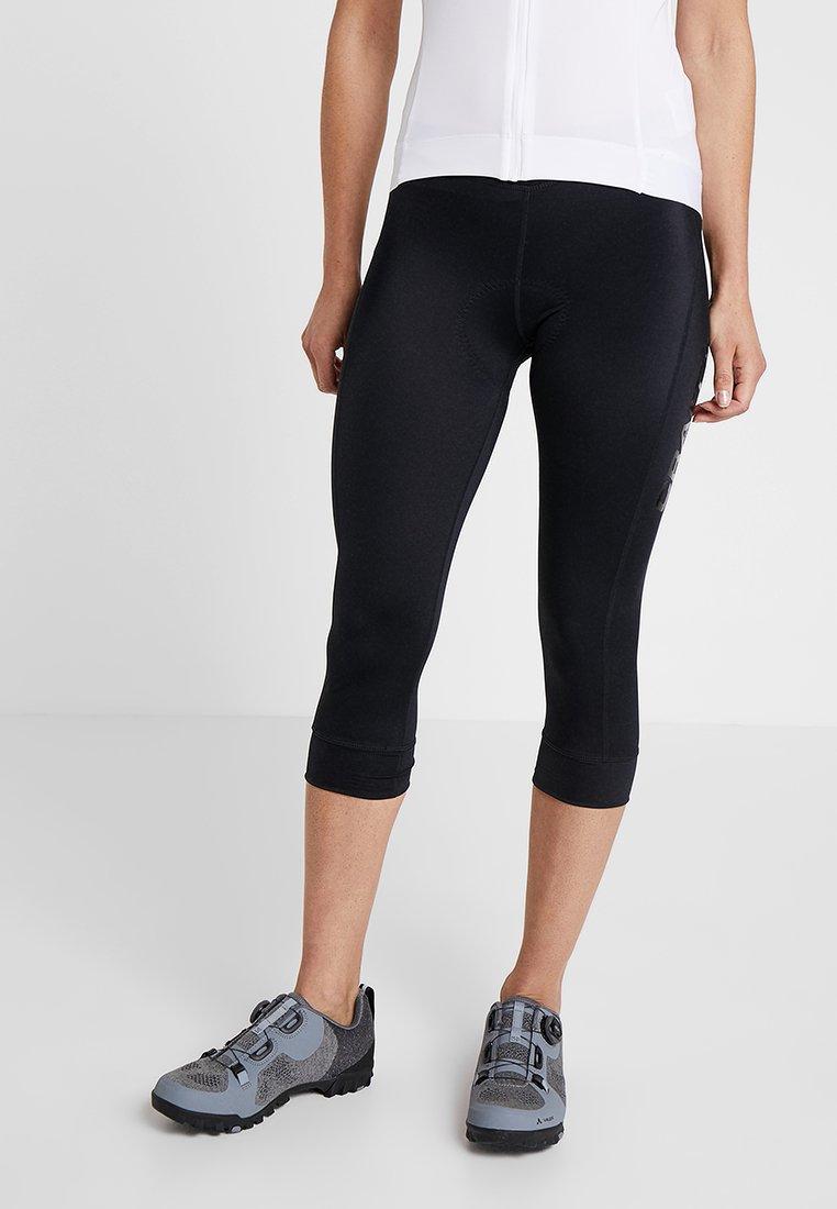 Craft - ESSENCE BIB KNICKERS - 3/4 sports trousers - black