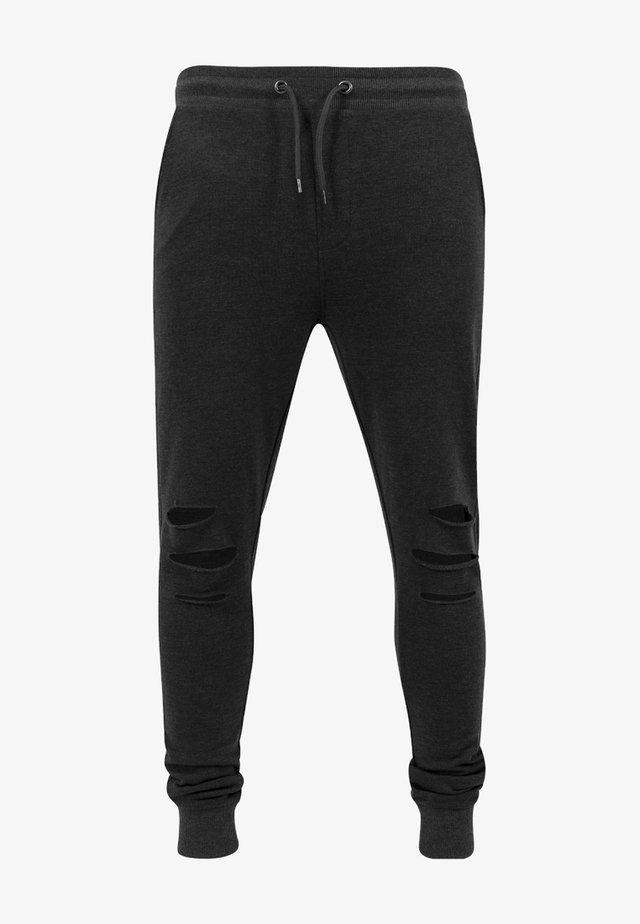 TERRY  - Pantalon de survêtement - charcoal