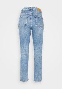 Monki - Jeans a sigaretta - blue medium dusty - 7