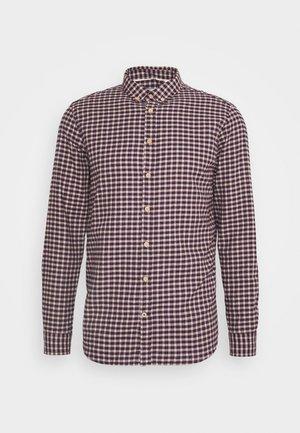 JOHAN SMALL CHECK - Overhemd - red