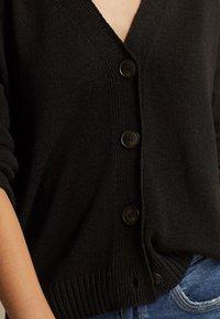 Massimo Dutti - Cardigan - black - 4