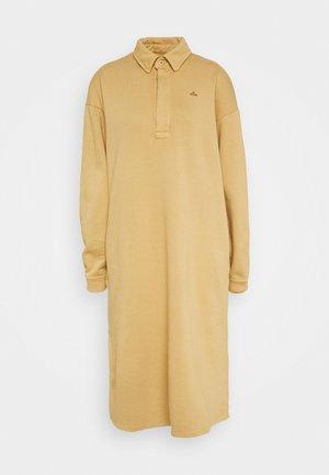 BISLETT DRESS VINTAGE - Day dress - washed beige
