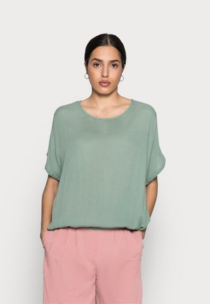STANLEY - Blouse - hedge green