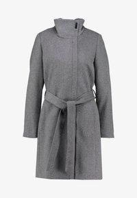 Esprit Collection - COAT - Classic coat - gunmetal - 4