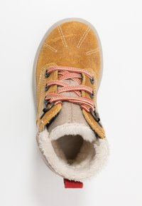Superfit - GROOVY - Winter boots - gelb/beige/rot - 1