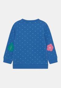Frugi - SAMMY LEOPARD POLKA DOT - Sweatshirt - colbalt dash - 1