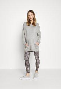 Boob - Sweatshirt - mottled grey - 1