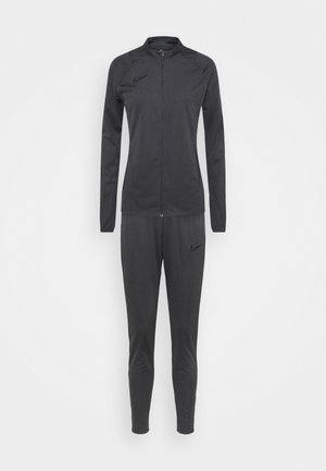 SUIT - Tracksuit - anthracite/black