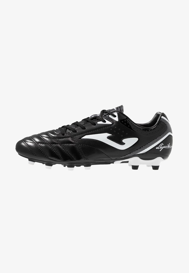 AGUILA GOL - Moulded stud football boots - black