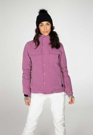 CLEO - Ski jacket - very grape