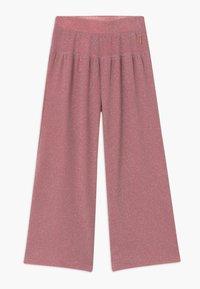 TWINSET - AMPIO - Trousers - light pink - 1