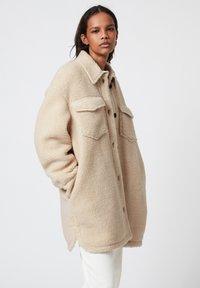 AllSaints - SOPHIE JACKET - Short coat - stone white - 2
