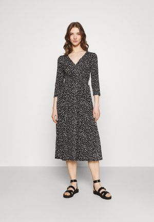 ONLPELLA DRESS - Jersey dress - black