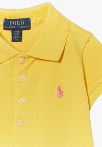 Polo Ralph Lauren - Polo shirt - signal yellow/baja pink - 3
