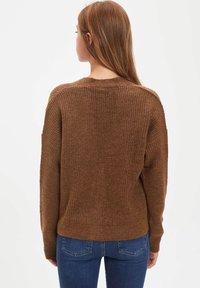 DeFacto - Cardigan - brown - 2