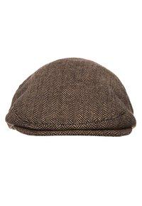 Brixton - Čepice - brown/khaki - 2