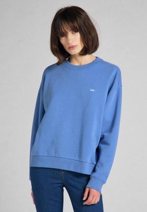 CREW SWS - Sweater - blue yonder