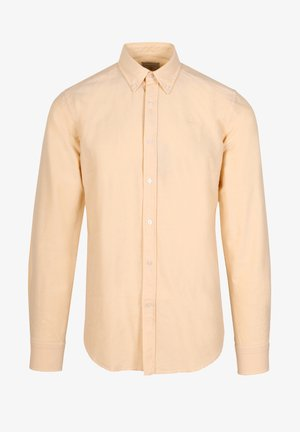 BASIC OXFORD SHIRT - Shirt - yellow