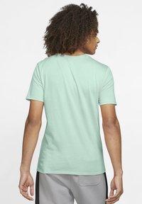 Jordan - JUMPMAN AIR TEE - T-shirt basic - igloo/black - 2