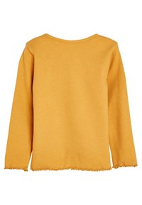 Next - Long sleeved top - yellow - 1