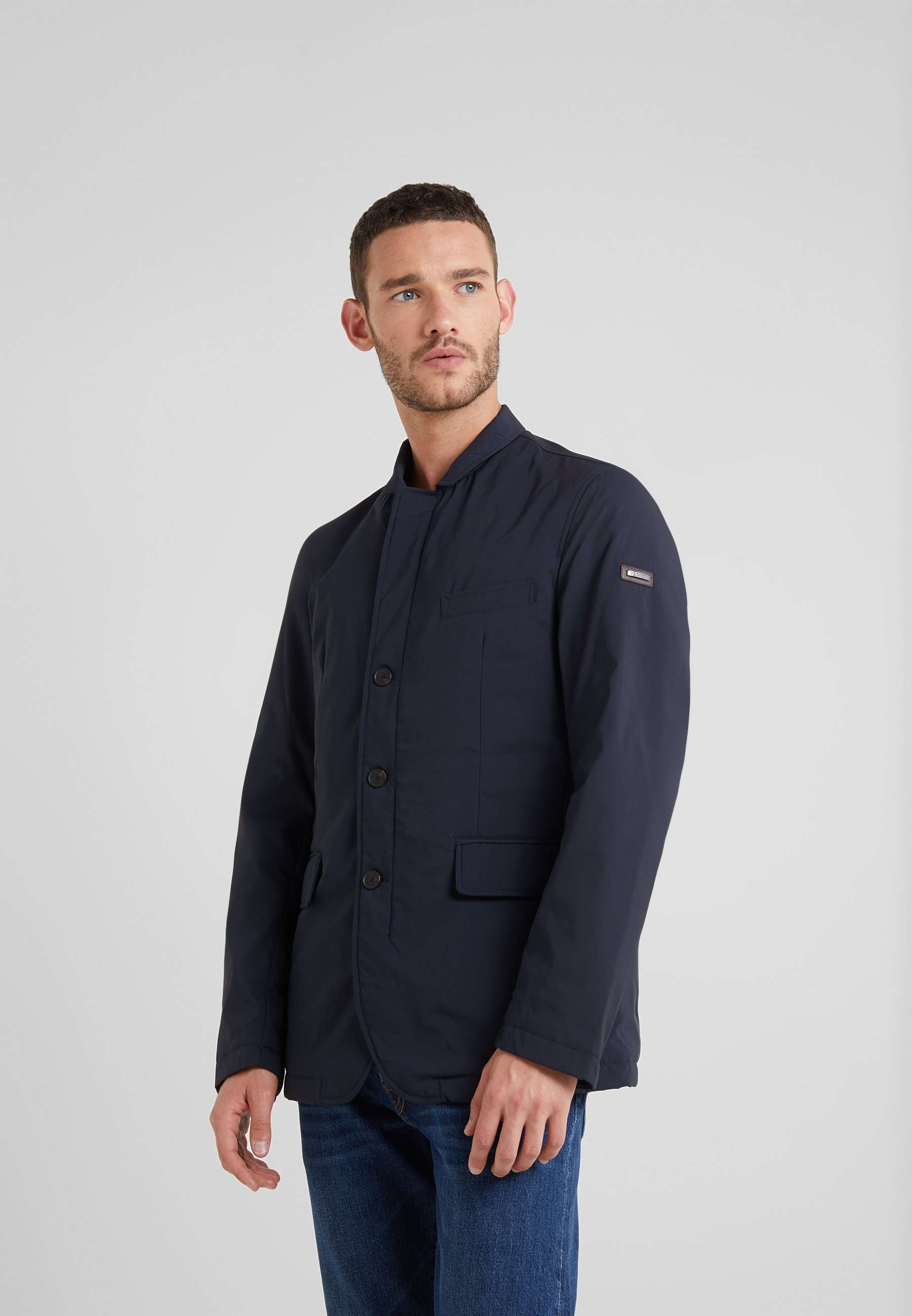 Hackett London Lett jakke navy Zalando.no