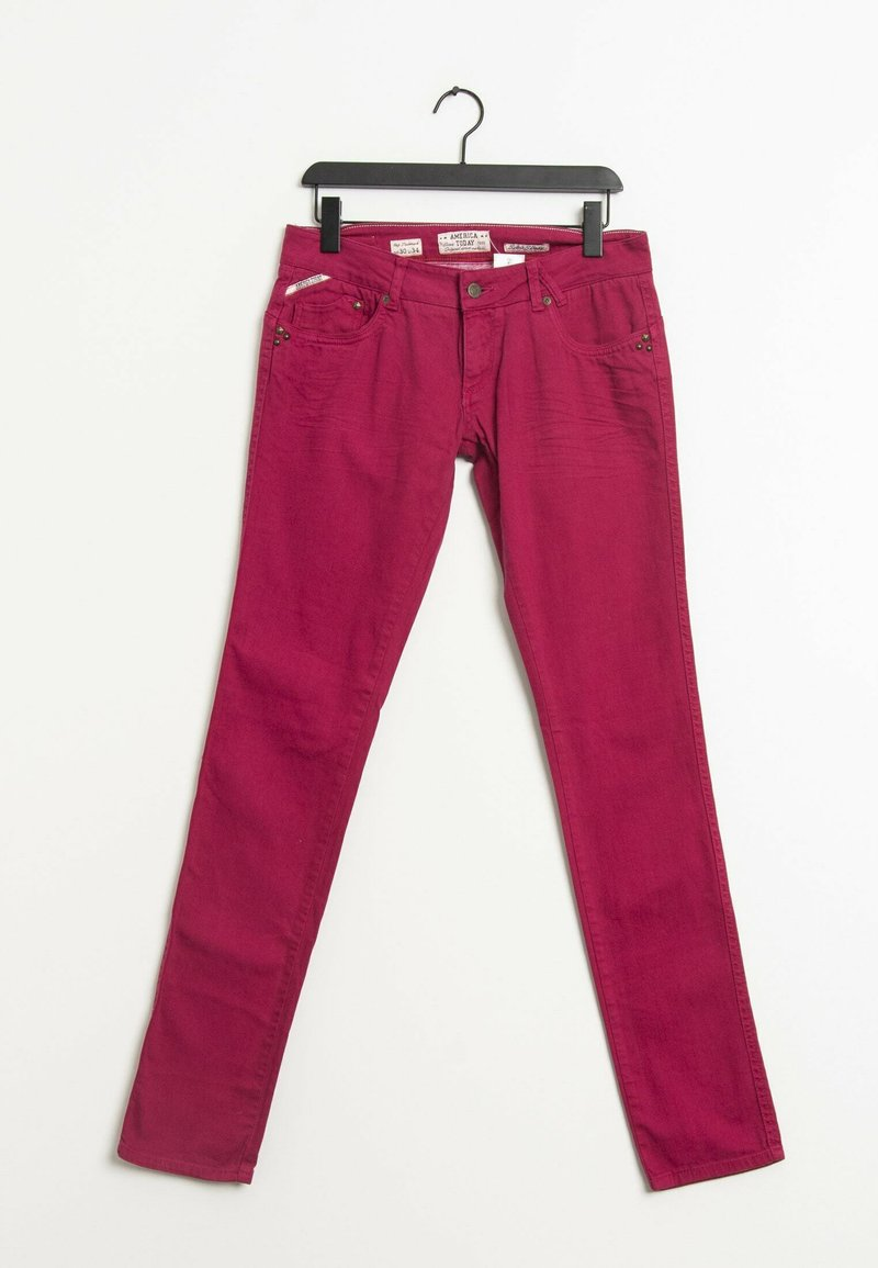 America Today - Slim fit jeans - pink