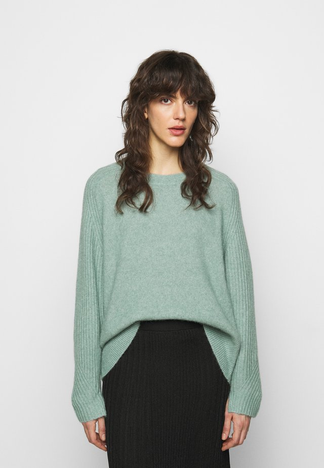 ANA - Strickpullover - green