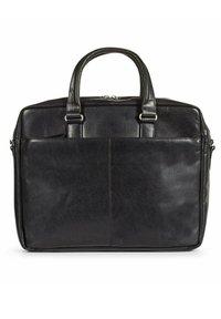 Howard London - CARTER - Taška na laptop - black - 1