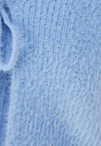Bershka - MIT SCHLEIFE - Cardigan - light blue - 5