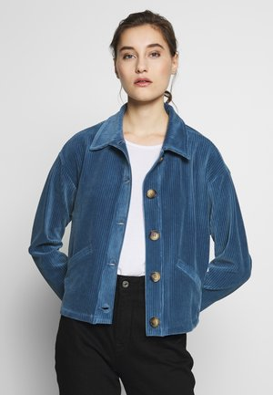 FLORINA JACKET - Summer jacket - blue horizon