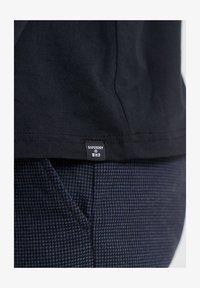 Superdry - LONG SLEEVED - Long sleeved top - black - 3