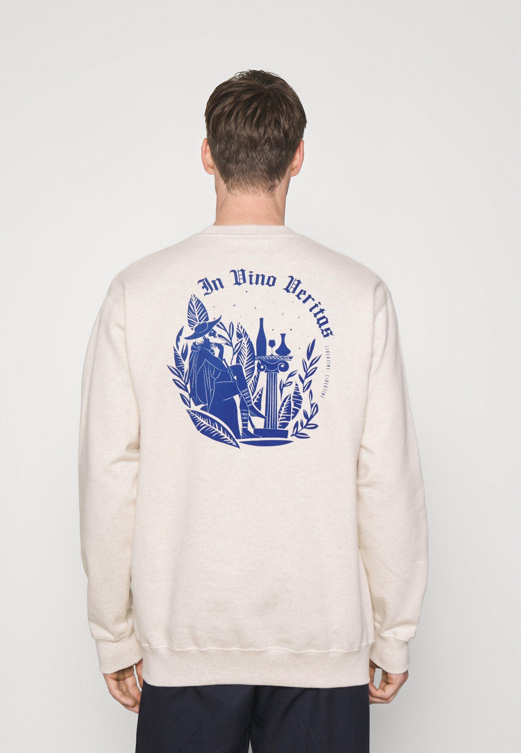 Men SOCIETY VERITAS - Sweatshirt