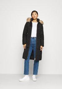 Calvin Klein - ESSENTIAL COAT - Winter coat - black - 1