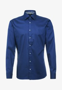 OLYMP NO.6 SUPER SLIM FIT  - Formal shirt - marine