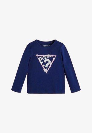 FRONTLOGO - Camiseta de manga larga - blau