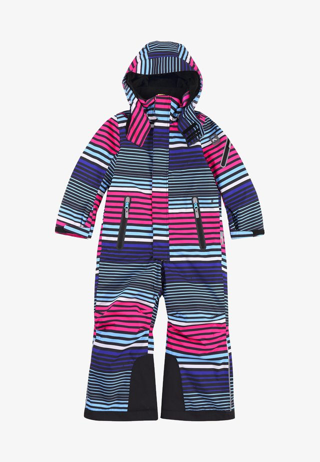 SKIOVERALL REACH - Overall / Jumpsuit - raspberry pink