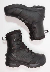 Salomon - TOUNDRA PRO  - Winter boots - black/magnet - 1