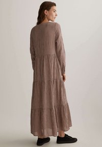 OYSHO - Maxi dress - brown - 1